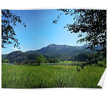 Germany, Landscape, Mountain Poster