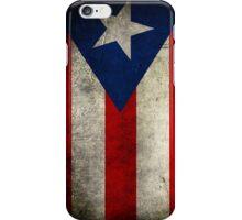 Puerto Rico Flag iPhone 4/4s Case iPhone Case/Skin
