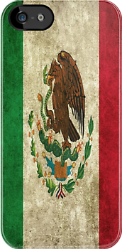 Mexico Flag iPhone 4/4s Case by jesse421