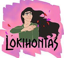 Lokihontas by Rachael Michelle