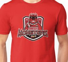 Trek.fm: Team Maroon Monsters Unisex T-Shirt