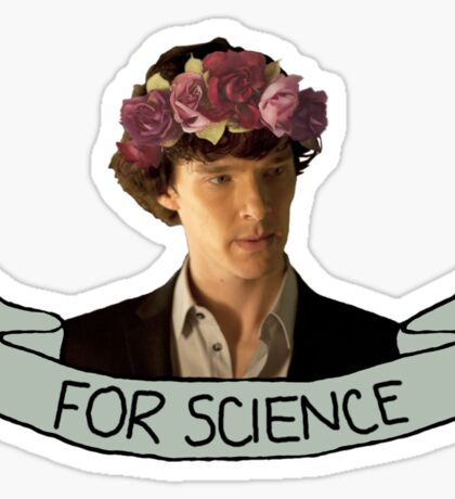 For Science, Jawn Sticker