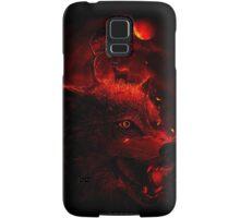 Red Dream Samsung Galaxy Case/Skin