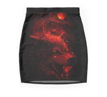 Red Dream Mini Skirt