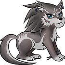 Wolf Link - Twilight Princess by Vanesa Aguilar