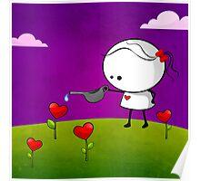 Raising love Poster