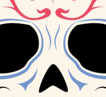 Sugar Skull Warmer Colors~ Sticker Sticker