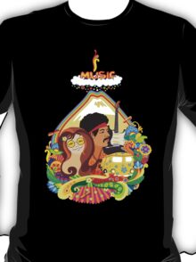 Music of 70th years T-Shirt