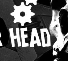 STICKER GEAR HEAD Sticker