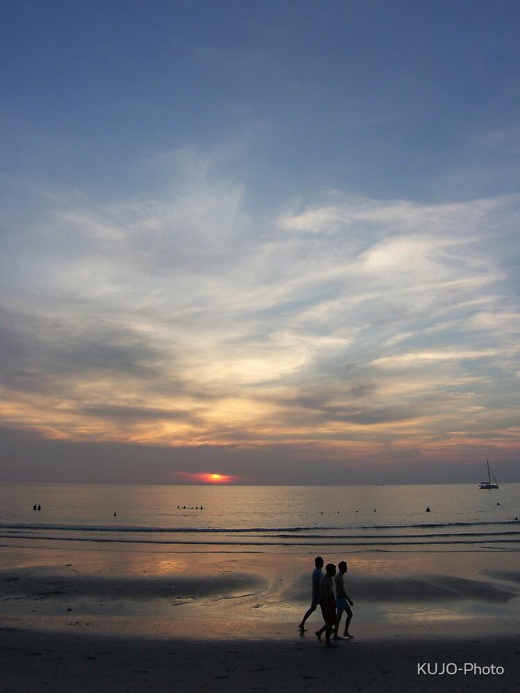 Sunset, Kata Beach (2) by KUJO-Photo