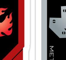 Heat/Metal Sticker