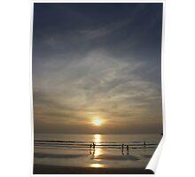 Sunset, Kata Beach (1) Poster
