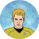 Captain Kirk by CMDebauchery