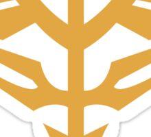 Gundam Neo Zeon Sinanju - Logo Sticker