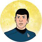 Spock by CMDebauchery