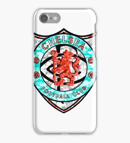 CHELSEA WHITE iPhone Case/Skin