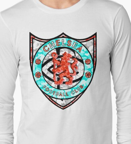 CHELSEA WHITE Long Sleeve T-Shirt