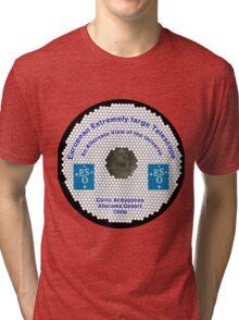 European Extremely Large Telescope (E-ELT) Logo Tri-blend T-Shirt
