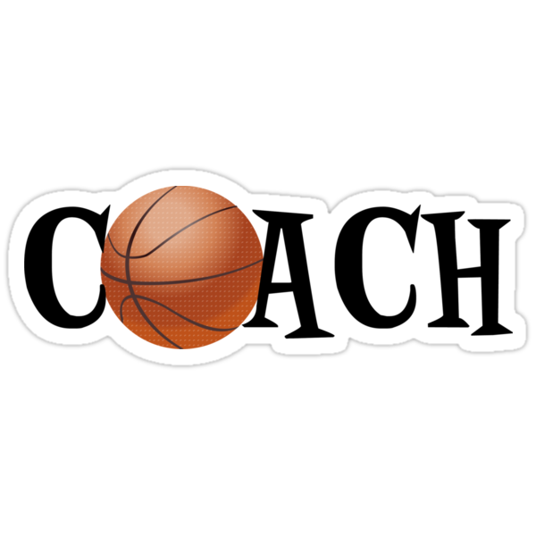 Basketball Coach by shakeoutfitters