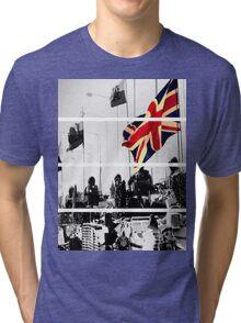 Dapper Boy Army Tri-blend T-Shirt