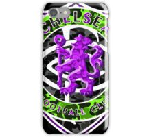 CHELSEA BLACK iPhone Case/Skin