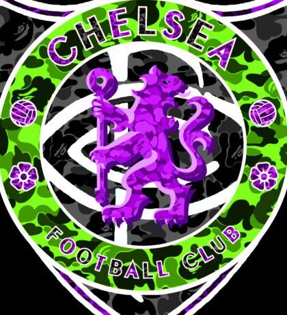 CHELSEA BLACK Sticker