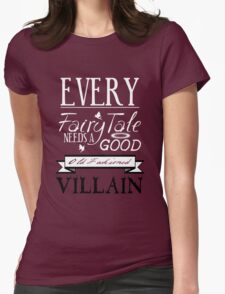 Old Fashioned Villain. T-Shirt