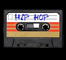 Hip Hop RAP  Music Cassette tape by RestlessSoul