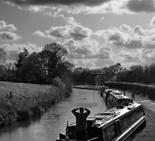 Looking Down The Canal by relayer51