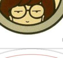 Daria, My Goal Sticker