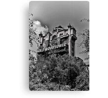 Disney Hollywood Studios - Tower of Terror Canvas Print