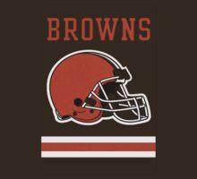 Cleveland Browns by Melissa Ellen