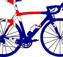 Bike Flag Australia (Big) by sher00