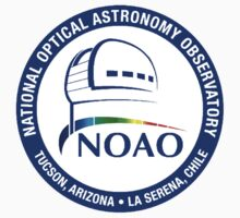 National Optical Astronomy Observatory (NOAO) Logo Kids Clothes