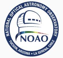 National Optical Astronomy Observatory (NOAO) Logo One Piece - Long Sleeve