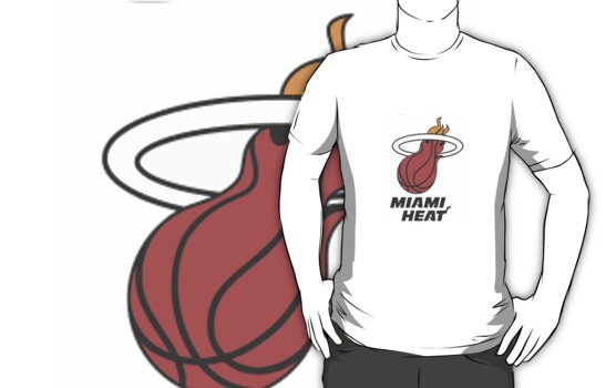 Miami Heat by Melissa Ellen