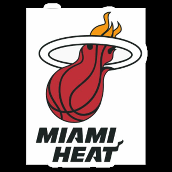 Miami Heat by Melissa Ellen