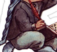 Cowry Catchers - Gwain Sticker