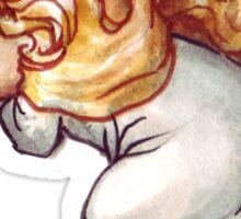 Cowry Catchers - Thessalyn Sticker