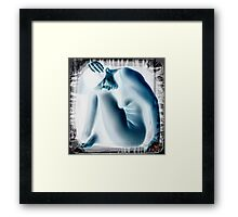 Hidden from reality... Framed Print