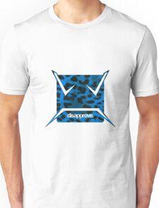 Blue Leopard Unisex T-Shirt