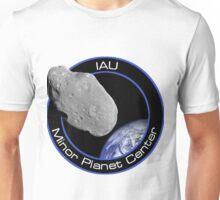 Minor Planet Center (MPC) Logo Unisex T-Shirt