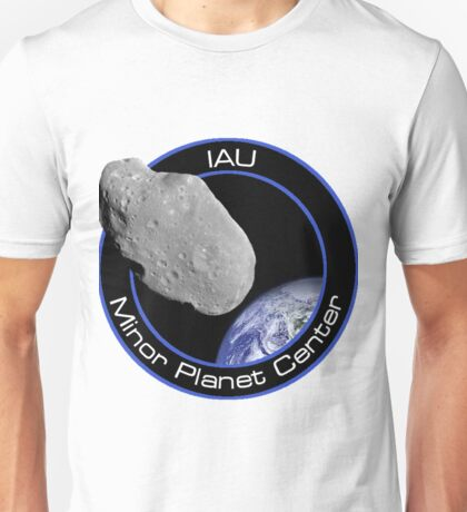 Minor Planet Center (MPC) Logo Unisex T-Shirt