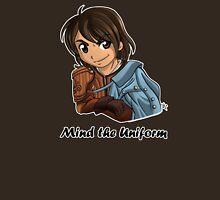 D'Artagnan Womens Fitted T-Shirt