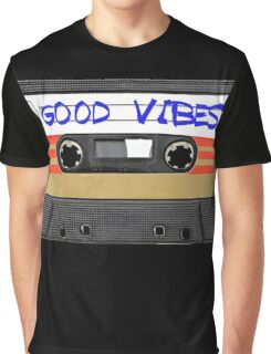 Good Vibes Music Graphic T-Shirt