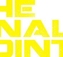 The Final Points (Logo) - Sticker by TheFinalPoints