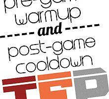 PreGame/PostGame TFP Sticker - Joseph Bongiovanni by TheFinalPoints
