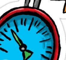 Clockwork Direction Sticker! Sticker
