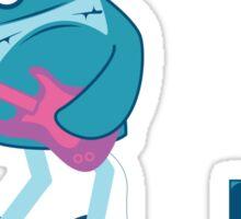 MONSTA BASS Sticker
