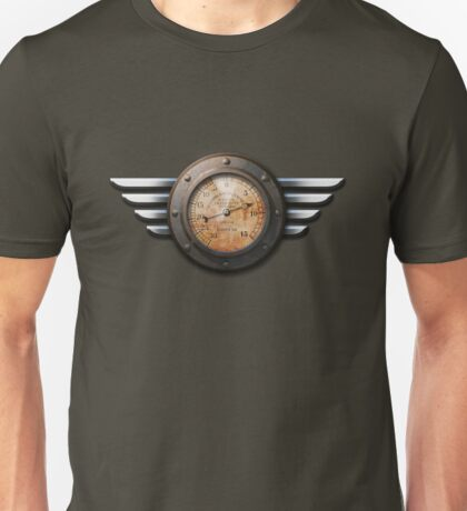 Steam Punk Gauge - T-Shirt Unisex T-Shirt